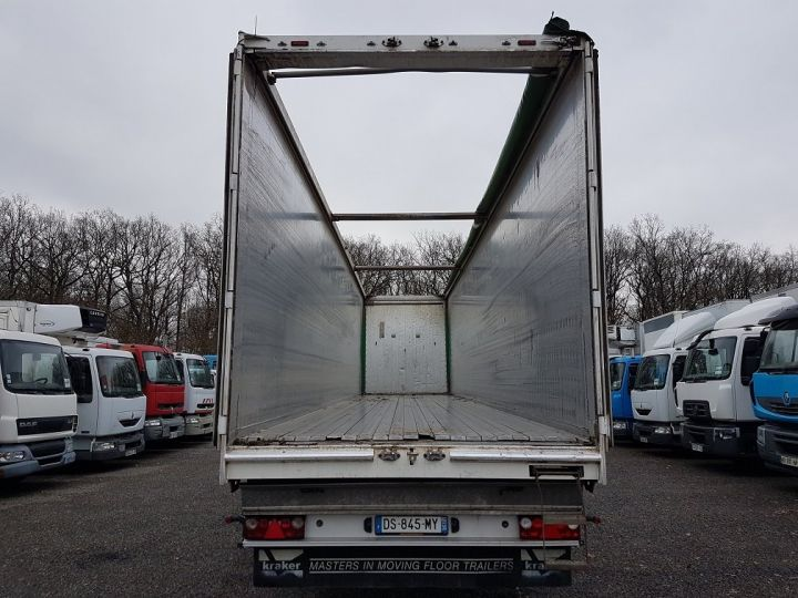 Trailer Moving floor body FMA 92m3 BLANC - 6