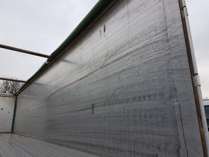 Trailer Moving floor body FMA 92m3 BLANC - 10