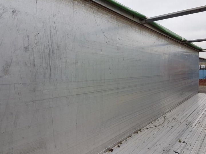 Trailer Moving floor body FMA 92m3 BLANC - 11