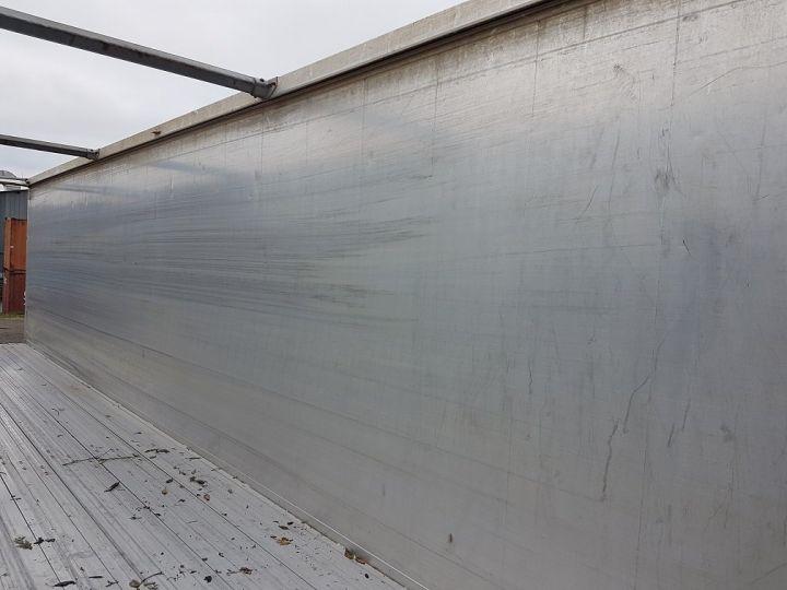 Trailer Moving floor body FMA 92m3 BLANC - 12