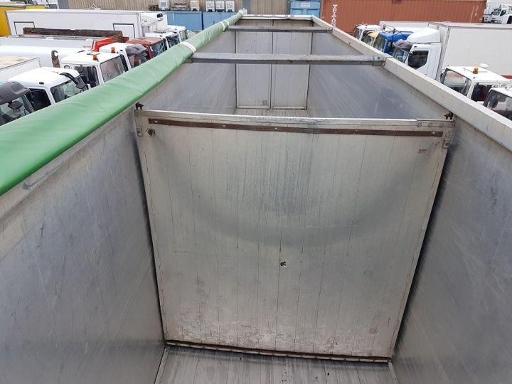 Trailer Moving floor body FMA 92m3 BLANC - 20
