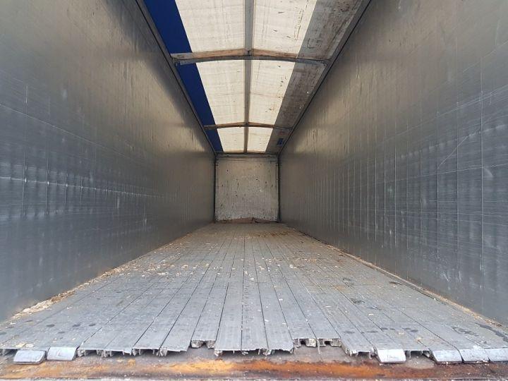 Trailer Legras Moving floor body FMA 90m3 GRIS - 7