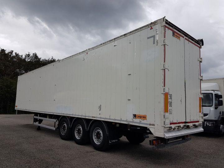 Trailer Legras Moving floor body FMA 90m3 BLANC - 4