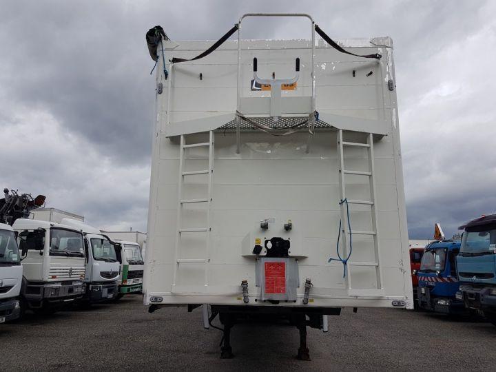Trailer Legras Moving floor body FMA 90m3 BLANC - 5
