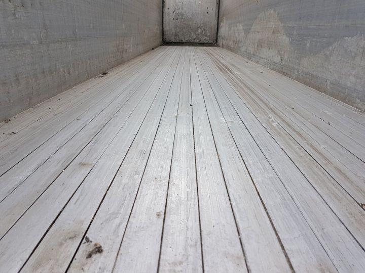 Trailer Legras Moving floor body FMA 90m3 BLANC - 8