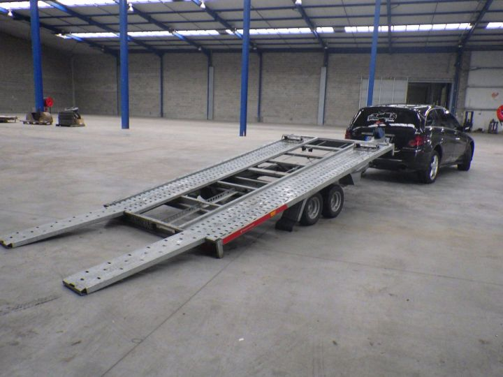 Trailer Platform body  - 3