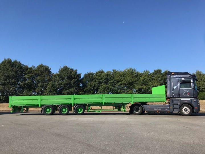 Trailer Fruehauf Platform body Vert - 3