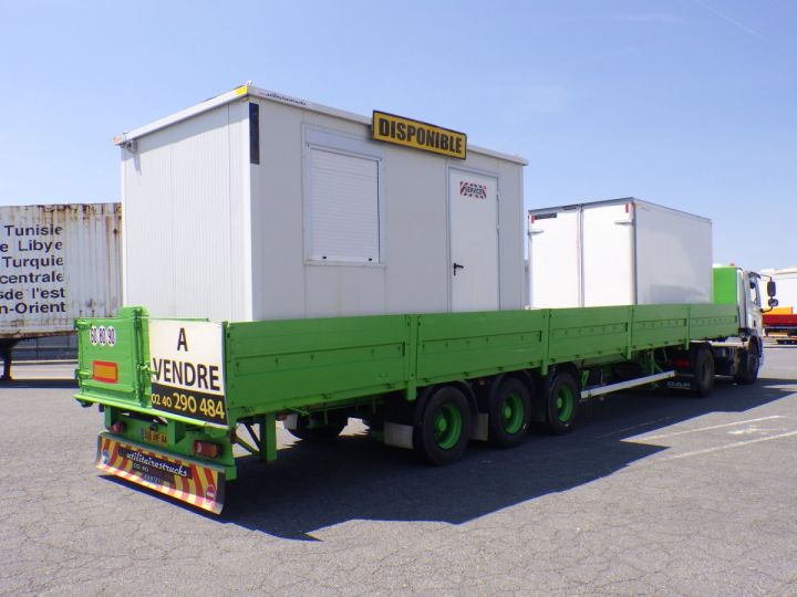 Trailer Fruehauf Platform body Vert - 6