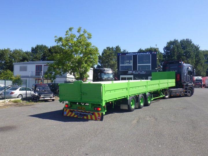 Trailer Fruehauf Platform body Vert - 7