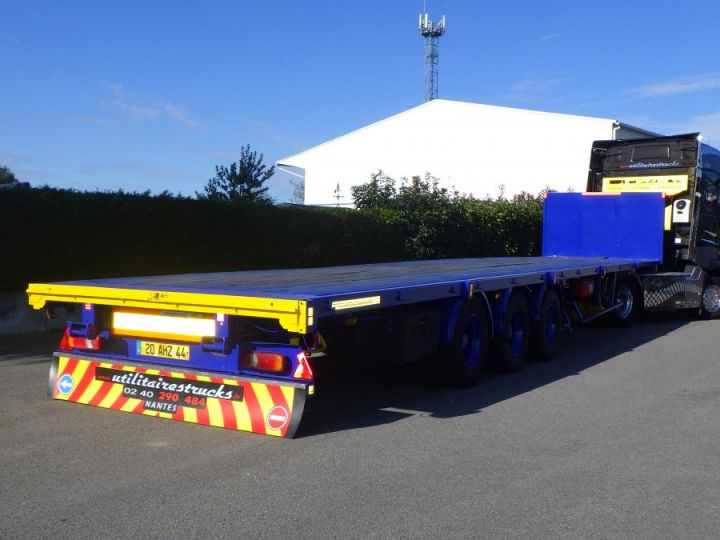 Trailer Fruehauf Platform body  - 3