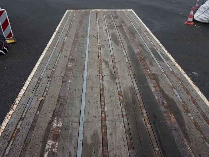 Trailer Fruehauf Platform body  - 2
