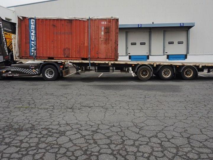 Trailer Fruehauf Platform body  - 4
