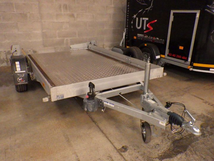 Trailer Humbaur Platform body  - 3