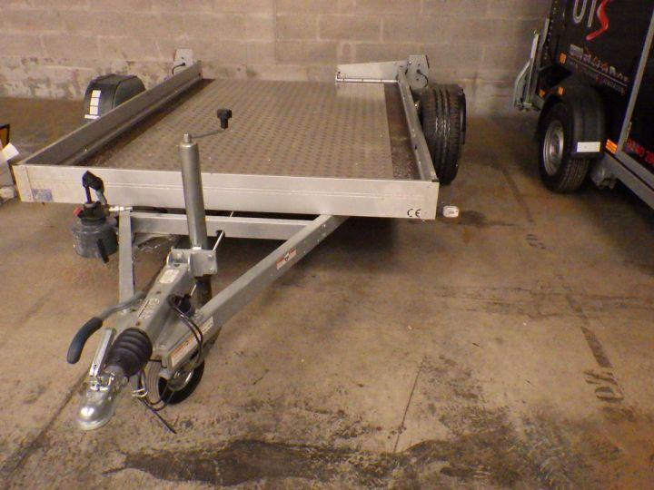 Trailer Humbaur Platform body  - 4