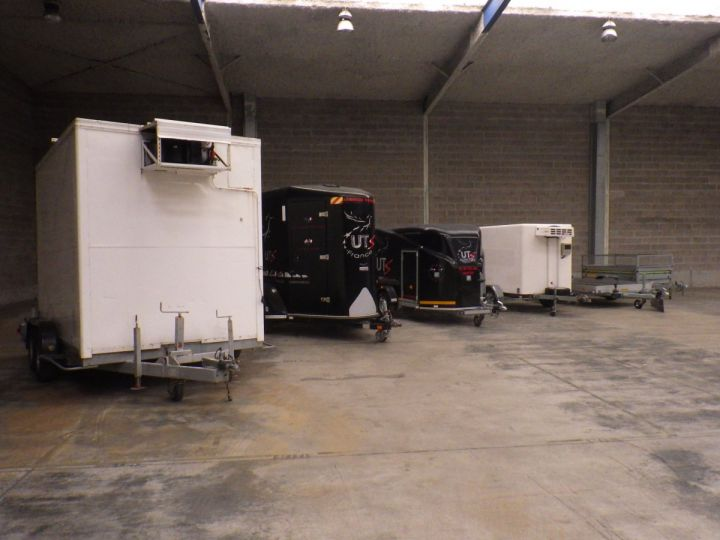 Trailer Humbaur Platform body  - 6
