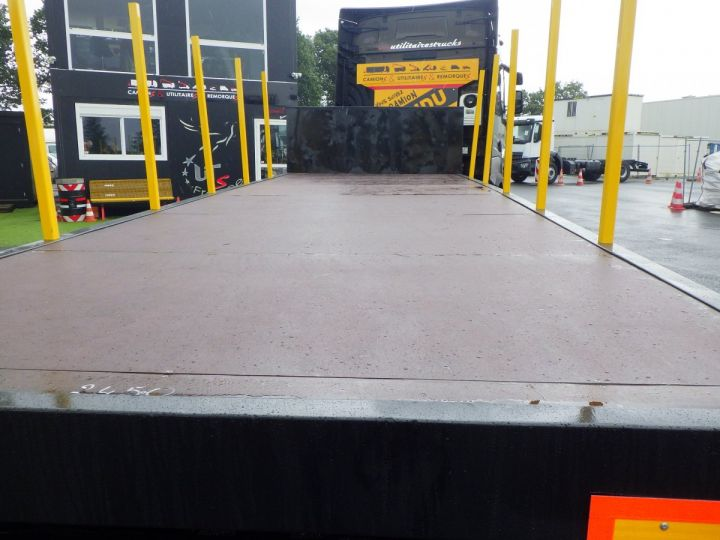 Trailer Kaiser Platform body Noir et jaune - 5