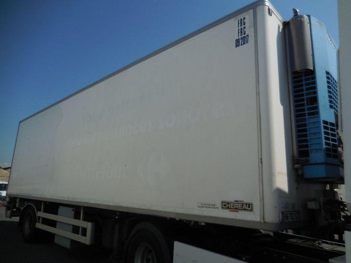 Trailer Chereau Refrigerated body 1 ESSIEU  - 3