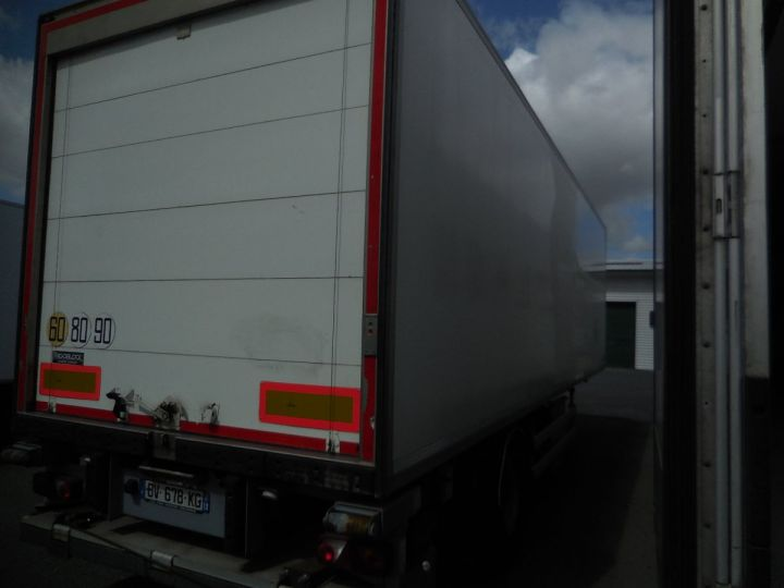 Trailer Chereau Refrigerated body 1 ESSIEU  - 2