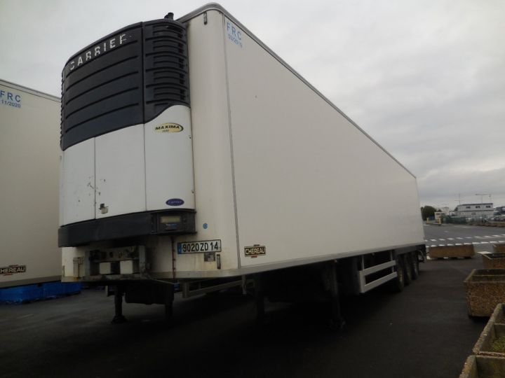 Trailer Chereau Refrigerated body 3 ESSIEUX AIR  - 1