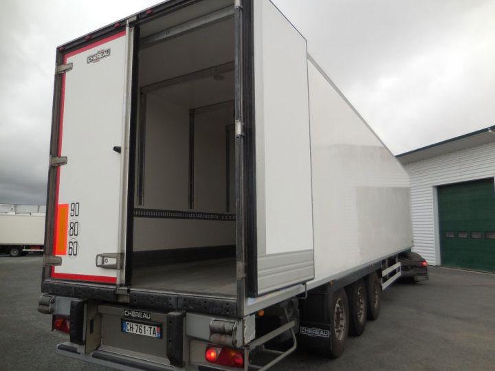 Trailer Chereau Refrigerated body 3 ESSIEUX AIR  - 3