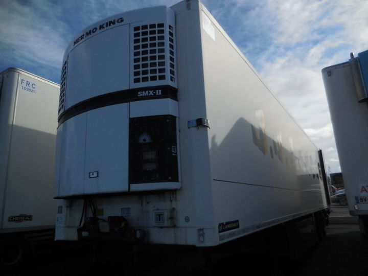 Trailer Lamberet Refrigerated body 3 ESSIEUX AIR  - 1