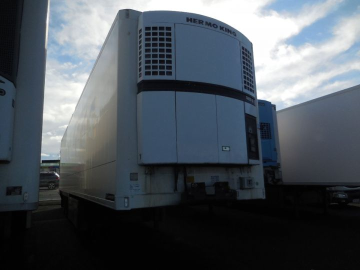 Trailer Lamberet Refrigerated body 3 ESSIEUX AIR  - 2