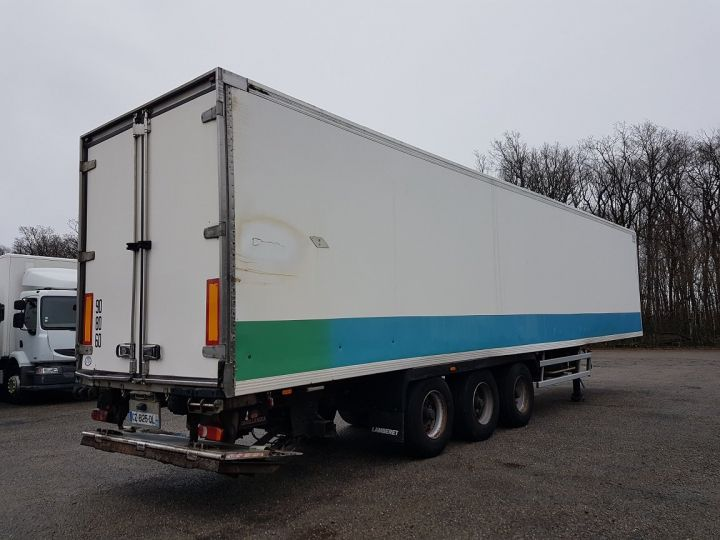 Trailer Lamberet Refrigerated body Frigorifique CARRIER MAXIMA 2 BLANC - VERT - 2