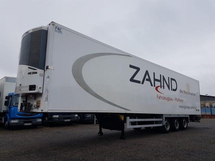 Trailer Zahnd Refrigerated body Frigorifique T-SEVEN + THERMOKING SLX  - 1