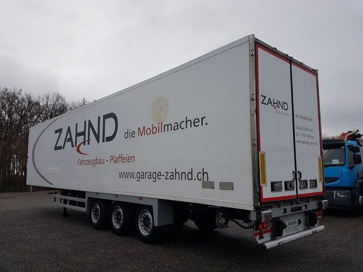Trailer Zahnd Refrigerated body Frigorifique T-SEVEN + THERMOKING SLX  - 4