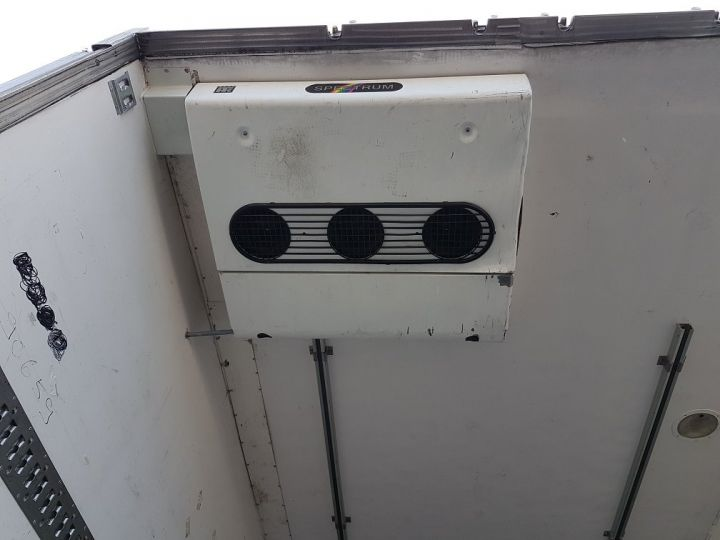 Trailer Zahnd Refrigerated body Frigorifique T-SEVEN + THERMOKING SLX  - 7