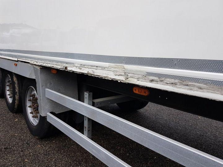 Trailer Zahnd Refrigerated body Frigorifique T-SEVEN + THERMOKING SLX  - 21