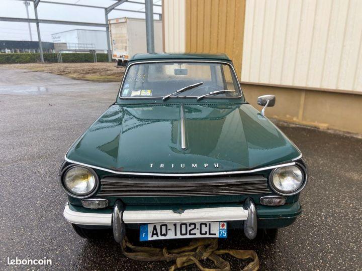 Triumph HERALD 1300 britt Vert - 5