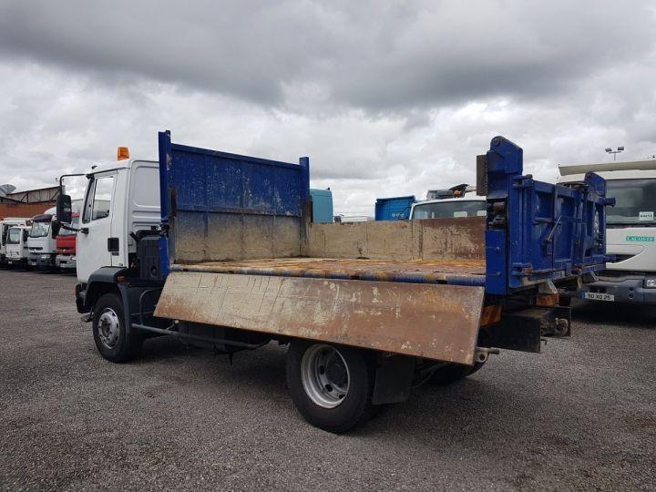 Trucks Daf FA55 2/3 way tipper body 15.210 ATI BLANC - BLEU - 6