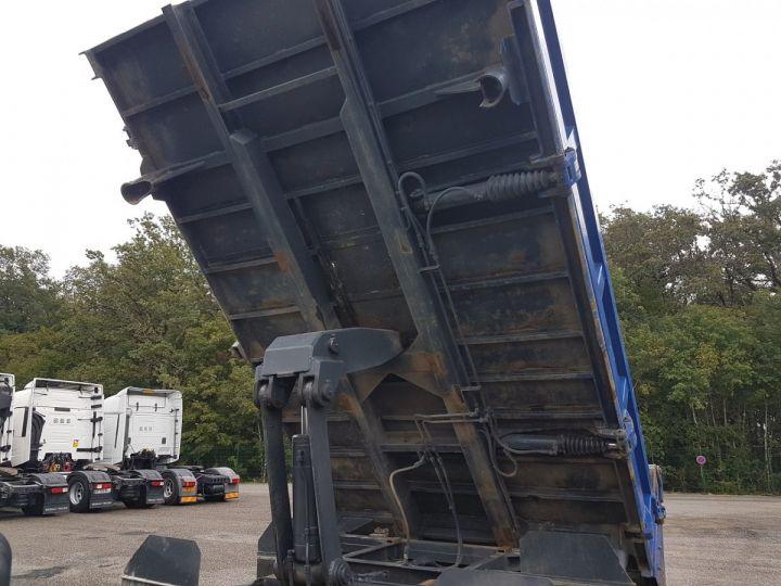 Trucks Daf FA55 2/3 way tipper body 15.210 ATI BLANC - BLEU - 9