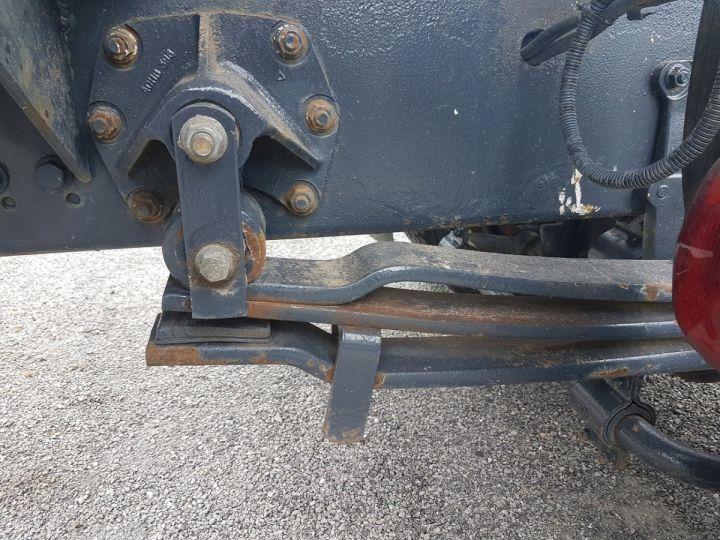 Trucks Daf FA55 2/3 way tipper body 15.210 ATI BLANC - BLEU - 12