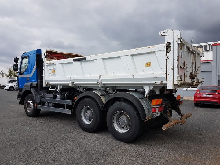 Trucks Renault Kerax 2/3 way tipper body 430dxi.26 6x4 BLEU BLANC - 6