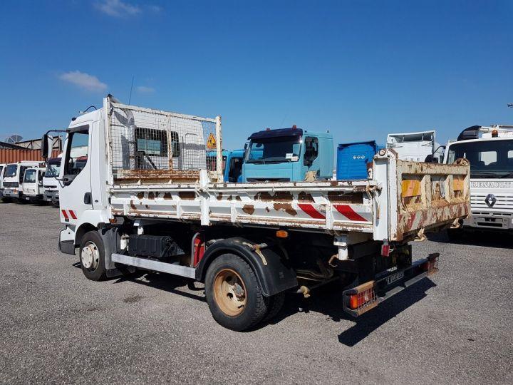 Trucks Renault Midlum 2/3 way tipper body 180dci.08 BLANC - 6