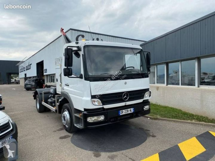 Trucks Mercedes Atego Back Dump/Tipper body 1218  - 1