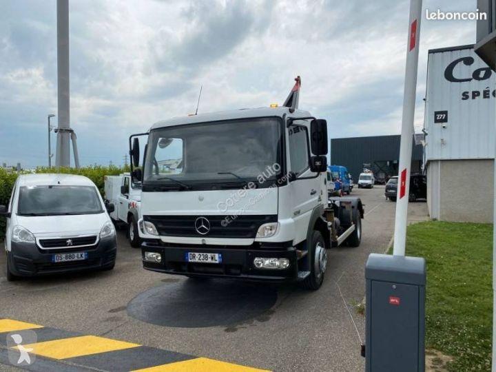 Trucks Mercedes Atego Back Dump/Tipper body 1218  - 2