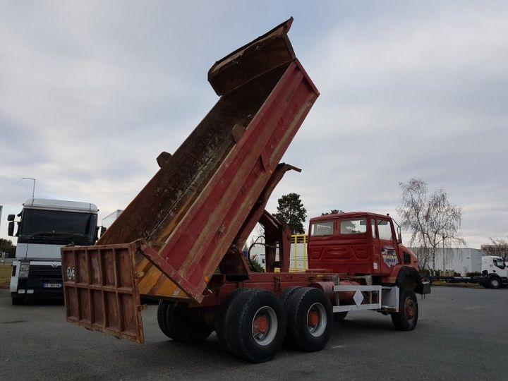Trucks Renault CBH Back Dump/Tipper body 280 6x4 BENNE MARRON - 5