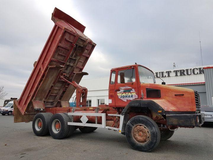 Trucks Renault CBH Back Dump/Tipper body 280 6x4 BENNE MARRON - 7