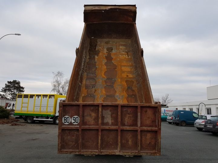 Trucks Renault CBH Back Dump/Tipper body 280 6x4 BENNE MARRON - 10