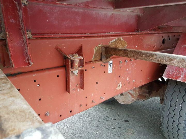 Trucks Renault CBH Back Dump/Tipper body 280 6x4 BENNE MARRON - 13