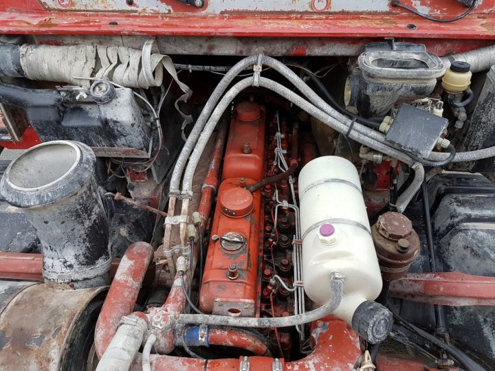 Trucks Renault CBH Back Dump/Tipper body 280 6x4 BENNE MARRON - 17