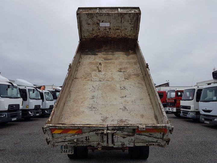Trucks Renault J Back Dump/Tipper body P 11 BENNE BLANC - 7