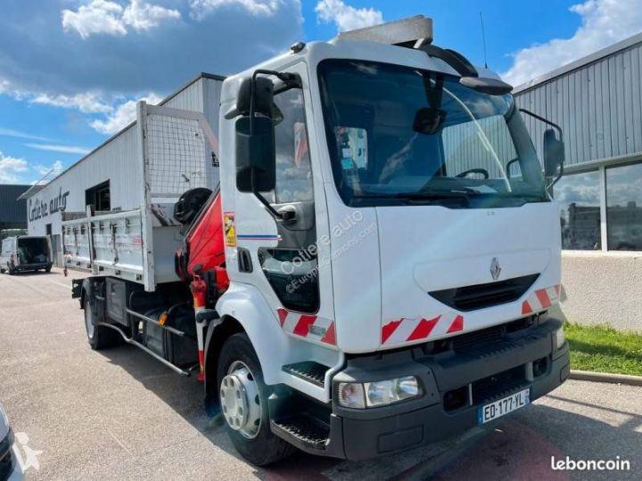 Trucks Renault Midlum Back Dump/Tipper body 180 DCI  - 1