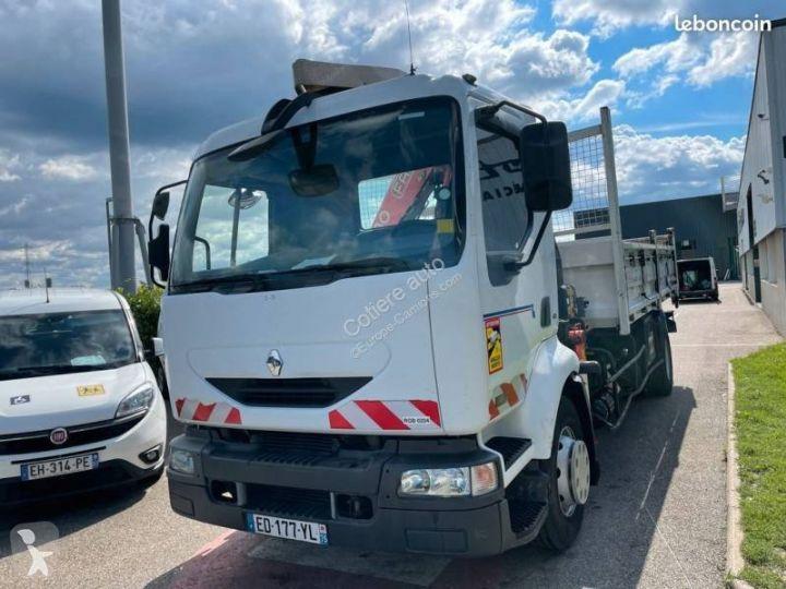 Trucks Renault Midlum Back Dump/Tipper body 180 DCI  - 2