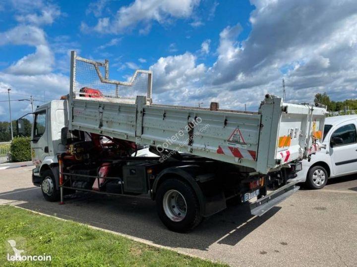 Trucks Renault Midlum Back Dump/Tipper body 180 DCI  - 3