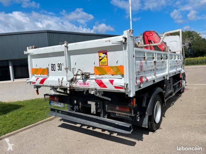 Trucks Renault Midlum Back Dump/Tipper body 180 DCI  - 4
