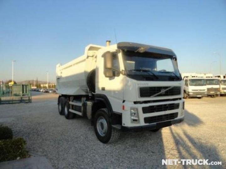 Trucks Volvo FM Back Dump/Tipper body  - 1